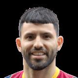 Sergio Agüero FIFA 22
