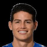James Rodríguez FIFA 22
