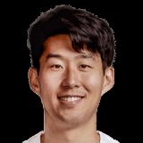 Heung Min Son FIFA 22
