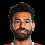 Mohamed Salah FIFA 22