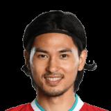 Takumi Minamino FIFA 22
