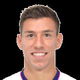 Rubén Alcaraz FIFA 22