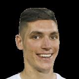 Nikola Milenković FIFA 22