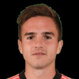 Agustín Palavecino FIFA 22