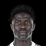 Amadou Onana FIFA 22