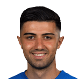 Beyhan Ametov FIFA 22
